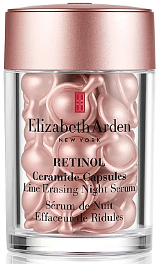 Sérum de nuit anti-rides en gélules au rétinol - Elizabeth Arden Retinol Ceramide Capsules Night Serum
