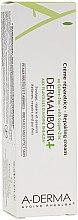 Parfums et Produits cosmétiques Crème réparatrice aux plantules d'avoine pour visage et corps - A-Derma Dermalibour+ Creme