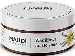 Parfums et Produits cosmétiques Beurre de karité à la vanille - Maudi