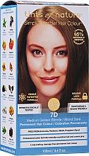 Parfums et Produits cosmétiques Coloration naturelle au protéine de blé pour cheveux - Tints Of Nature Permanent Colour