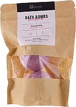 Parfums et Produits cosmétiques Bombes de bain, Grenadille - IDC Institute Pure Energy Energizing Passion Fruit