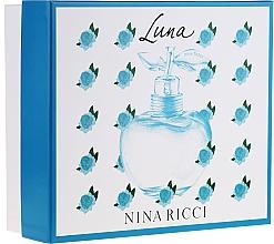 Parfums et Produits cosmétiques Nina Ricci Luna - Coffret (eau de toilette/80ml + lotion corporelle/100ml)