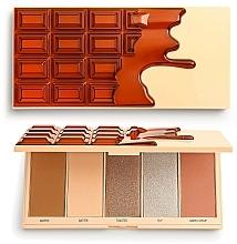 Parfums et Produits cosmétiques Palette de maquillage - I Heart Revolution Chocolate Face Palette Waffle