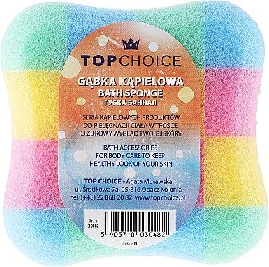Éponge de bain, 30482, multicolore - Top Choice