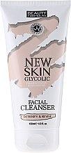 Parfums et Produits cosmétiques Lait nourrissant et détoxifiant pour visage - Beauty Formulas New Skin Glycolic Facial Cleanser