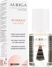 Parfums et Produits cosmétiques Soin fortifiant pour ongles fragiles - Auriga Si-Nails Varnish