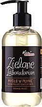Parfums et Produits cosmétiques Savon liquide antibactérien à l'extrait d'aloe vera - Zielone Laboratorium