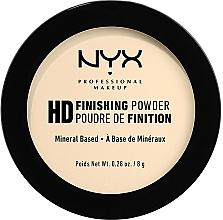 Parfums et Produits cosmétiques Poudre de finition - NYX Professional Makeup High Definition Finishing Powder