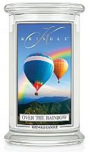 Parfums et Produits cosmétiques Bougie parfumée en jarre - Kringle Candle Over the Rainbow