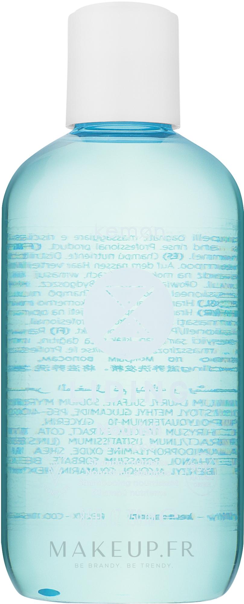 Shampooing à l'extrait de graines de lin - Kemon Liding Care Nourish Shampoo — Photo 250 ml