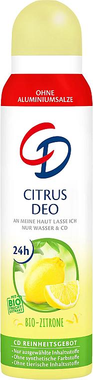 Déodorant spray aux extraits de fruits bio - CD Deo