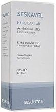 Parfums et Produits cosmétiques Lotion capillaire pour cheveux affaiblis, fragiles et tombants - SesDerma Laboratories Seskavel Anti-Hair Loss Lotion