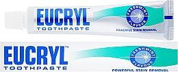 Parfums et Produits cosmétiques Dentifrice anti-coloration - Eucryl Freshmint Flavour Toothpaste