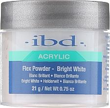 Parfums et Produits cosmétiques Poudre acrylique, blanc brillant - IBD Flex Powder Bright White