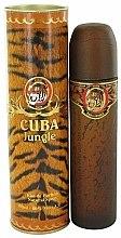 Parfums et Produits cosmétiques Cuba Jungle Tiger - Eau de Parfum
