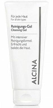 Gel purifiant à l'aloès pour le visage - Alcina B Cleansing Gel — Photo N1