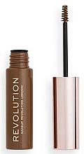 Parfums et Produits cosmétiques Gel teinté pour sourcils - Makeup Revolution Brow Gel