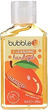 Parfums et Produits cosmétiques Gel antibactérien pour mains, Mangue - Bubble T Cleansing Hand Gel