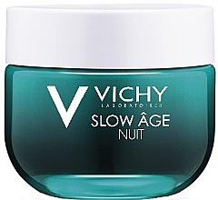 Parfums et Produits cosmétiques Crème-masque de nuit régénérant (mini) - Vichy Slow Age Cream & Mask