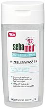 Parfums et Produits cosmétiques Eau micellaire - Sebamed Anti-Pollution Micellar Water