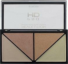 Parfums et Produits cosmétiques Palette d'enlumineurs pour visage - Makeup Revolution HD Pro Strobe Revolution