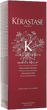 Huile en brume pour cheveux ternes et dévitalisés - Kerastase Aura Botanica Essence Declat — Photo N3