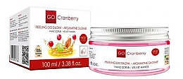 Parfums et Produits cosmétiques Gommage aux canneberges pour mains - GoCranberry Hand Scrub Velvet Hands