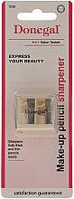 Parfums et Produits cosmétiques Taille-crayon double, 1036, blanc - Donegal