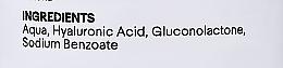 Sérum à l'acide hyaluronique 5% pour visage - Natur Planet Hialu-Pure Forte 5% Hyaluronic Acid — Photo N5