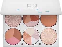 Parfums et Produits cosmétiques Palette contour de visage - Ofra Highlighting and Bronzing Pro Palette On the Glow