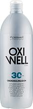Parfums et Produits cosmétiques Emultion oxydante 9% - Kosswell Professional Oxidizing Emulsion Oxiwell 9% 30 vol
