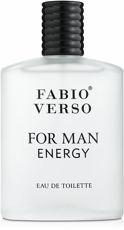 Bi-Es Fabio Verso For Man Energy - Eau de Toilette