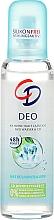 Parfums et Produits cosmétiques Déodorant spray, Minéraux marins - CD Deo