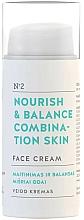 Parfums et Produits cosmétiques Crème à l'eau florale de lavande pour visage - You & Oil Nourish & Balance Combination Skin Face Cream