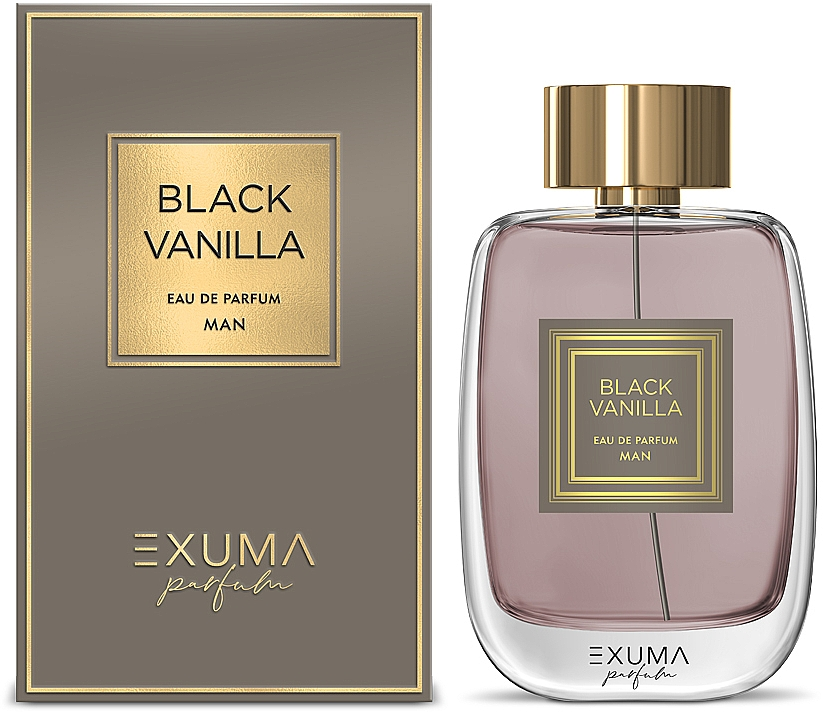 Exuma Black Vanilla - Eau de Parfum — Photo N2