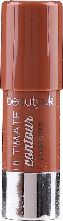 Stick pour le contour et l'éclairage du visage - Beauty UK Contour Chubby Sticks