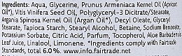 Crème de jour végan à l'huile d'argan - Fair Squared Hydro Care Day Cream — Photo N2