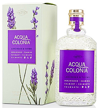 Parfums et Produits cosmétiques Maurer & Wirtz Acqua Colonia Lavender&Thyme - Eau de Cologne