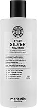 Parfums et Produits cosmétiques Shampooing déjaunissant à l'extrait de mûre - Maria Nila Sheer Silver Shampoo