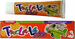 Parfums et Produits cosmétiques Dentifrice, Tropic - Dental Tra-La-La Kids Tropical Fruit Toothpaste