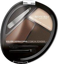 Parfums et Produits cosmétiques Kit sourcils - Deborah Milano Eyebrow Perfect Kit