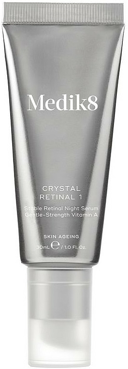 Crème-sérum de nuit au rétinal 0,01% - Medik8 Crystal Retinal 1