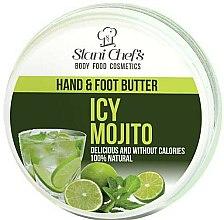 Parfums et Produits cosmétiques Beurre pour mains et pieds, Mojito glacé - Stani Chef's Hand And Foot Butter Icy Mojito