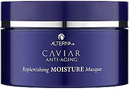 Parfums et Produits cosmétiques Masque au beurre de karité pour cheveux - Alterna Caviar Anti-Aging Replenishing Moisture Masque
