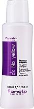 Parfums et Produits cosmétiques Shampooing anti-jaunissement aux pigments violets - Fanola No-Yellow Shampoo