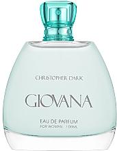 Parfums et Produits cosmétiques Christopher Dark Giovana - Eau de Parfum
