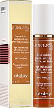 Parfums et Produits cosmétiques Crème solaire - Sisley Sunleya G.E. Age Minimizing Global Sun Care SPF 50/PA+++