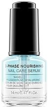Parfums et Produits cosmétiques Sérum bi-phasé à l'acide hyaluronique pour ongles - Alessandro International Spa 2-Phase Nourishing Nail Care Serum