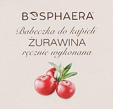 Parfums et Produits cosmétiques Bombe de bain Canneberge - Bosphaera