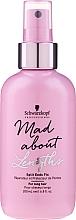 Parfums et Produits cosmétiques Spray réparateur et protecteur pour pointes fourchues - Schwarzkopf Professional Mad About Lengths Split Ends Fix